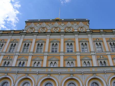 Le palais à Facettes