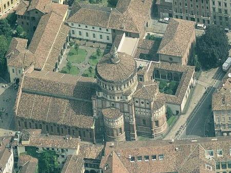 Eglise Santa Maria delle Grazie de Milan