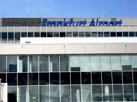 Aéroport International de Francfort