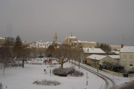 Église Saint-Pierre-en-Vallée d'Auxerre