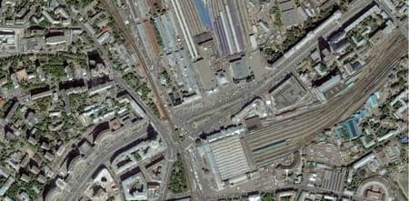 La gare de Iaroslav