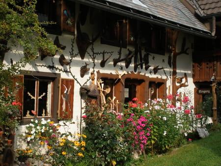 Musée de plein air de la Forêt-Noire à Gutach