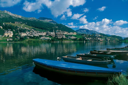 Engadine St Moritz