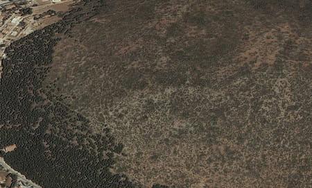 Le massif du Kandar
