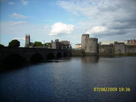 Château de Bunratty et son parc