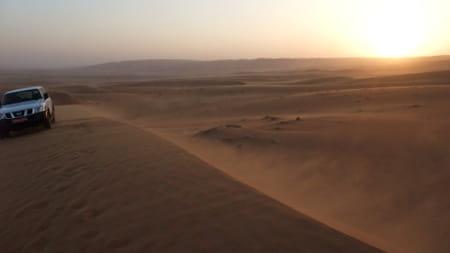 Les plus beaux déserts du Proche et Moyen-Orient
