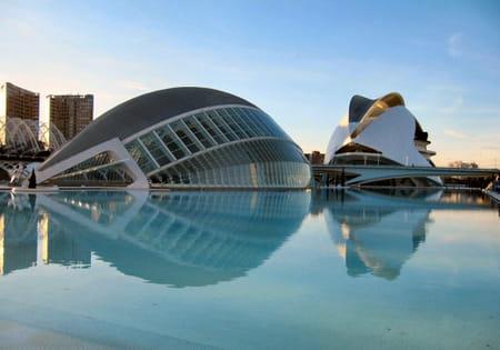 Cité des Arts et des Sciences de Valence