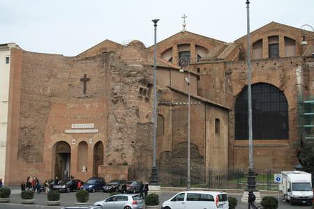 Basilique Santa Maria degli Angeli