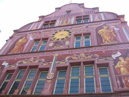 L'ancien hôtel de ville