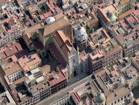 Duomo ou Cathédrale de Naples