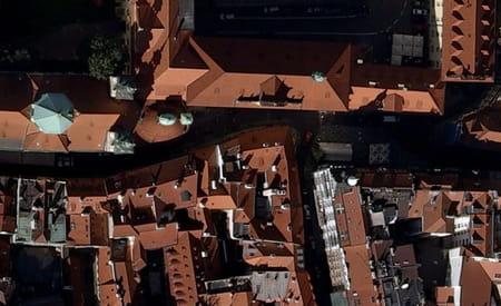Rue Karlova à Prague