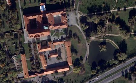Le couvent de Brevnov