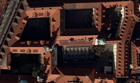 Klementinum de Prague