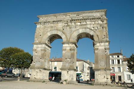 Arc de Germanicus de Saintes