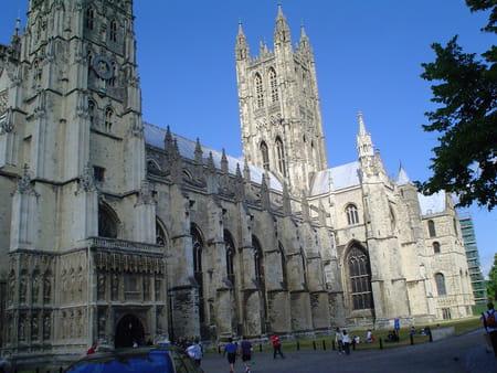 La cathédrale de Canterbury