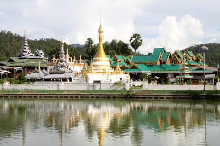 Le lac Nong Chong Kham