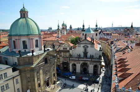 Eglise Saint-Nicolas de Prague