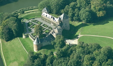 Le château de Gaasbeek