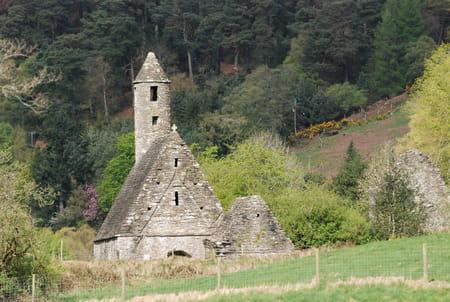 La cité monastique de Glendalough