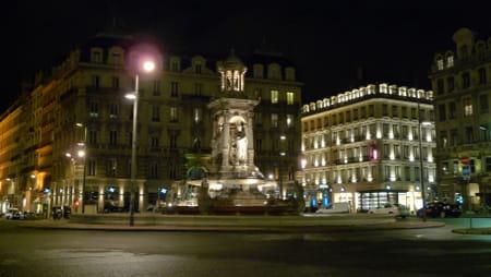 Place des Jacobins de Lyon