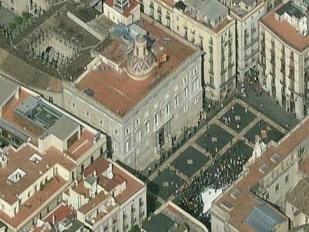 Palais de la Generalitat de Barcelone