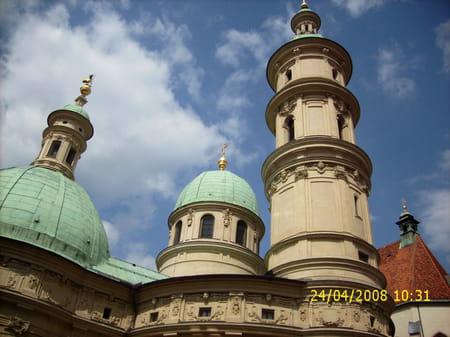 Cathédrale de Graz