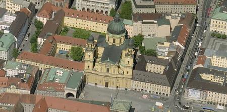 Eglise des Théatins de Munich