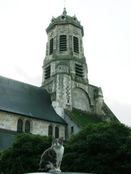 Église Saint-Léonard d'Honfleur