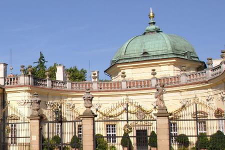 Le château de Buchlovice