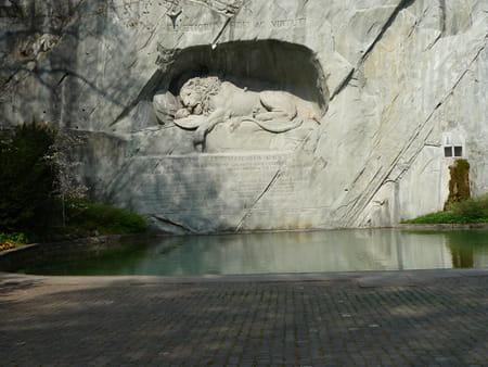 Monument du Lion de Lucerne