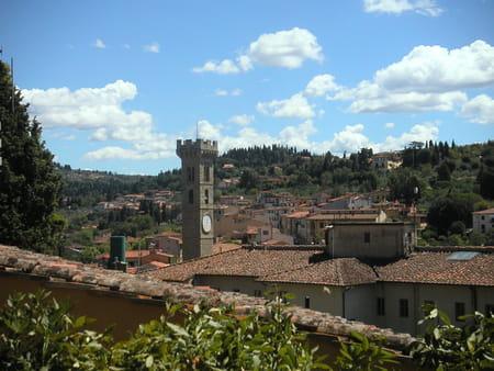 La cathédrale de Fiesole