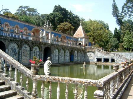 Le palais des marquis de Fronteira