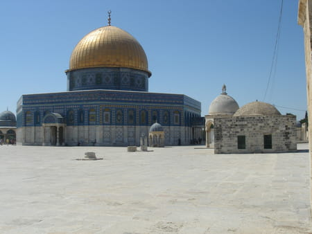 Mosquées et lieux de pèlerinages mythiques du Moyen-Orient