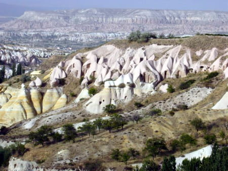 Villes souterraines de Turquie