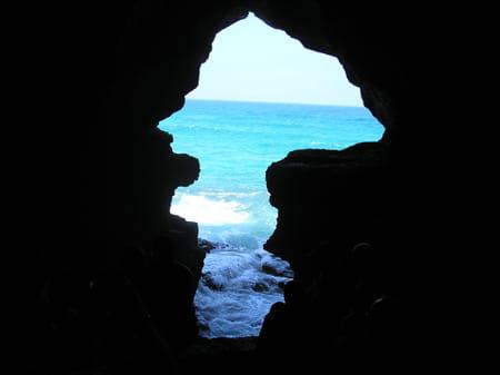 Les grottes d'Hercule