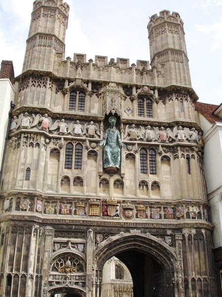 L'abbaye St-Augustin de Canterbury