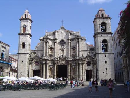 La place de la Catedrale