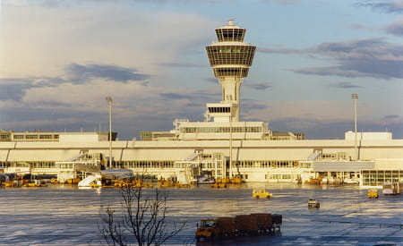 Aéroport international de Munich