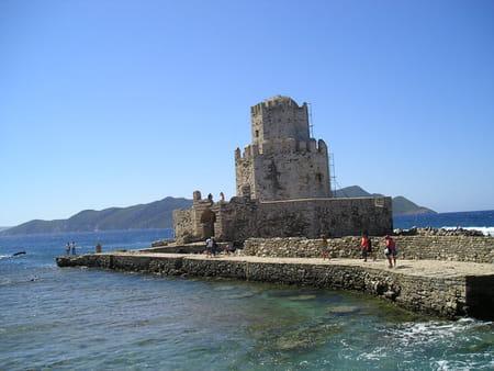 La citadelle de Methoni