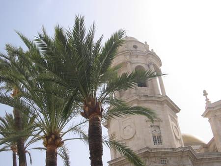 La cathédrale de Cadix