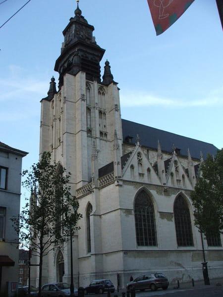 L'église Notre-Dame-de-la-Chapelle de Bruxelles