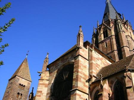 Église Saint-Pierre et Saint-Paul de Wissembourg