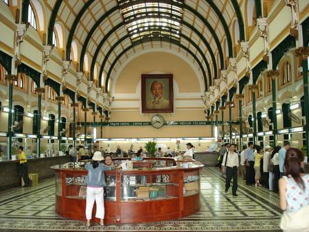 Poste centrale d'Hô Chi Minh-Ville