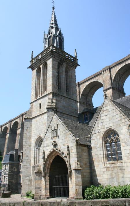 Eglise Saint-Melaine de Morlaix