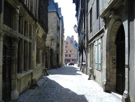 La cité Plantagenêt (Le Vieux Mans)