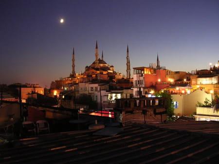 Quartier Sultanahmet d'Istanbul