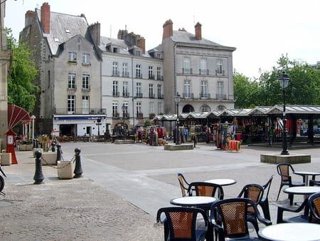 Visite du quartier Bouffay de Nantes