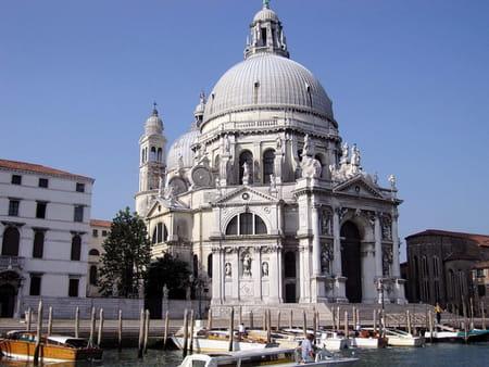 Eglise Santa Maria della Salute de Venise