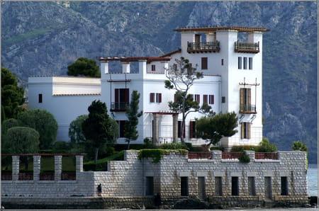 Villa Kérylos de Beaulieu-sur-Mer
