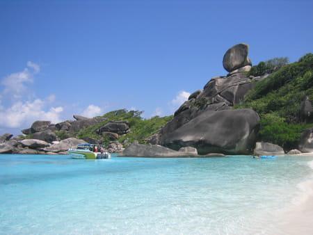L'archipel des îles Similan